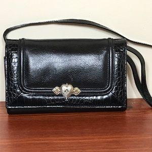 Brighton Bags - Brighton Bellissimo Heart Large Wallet/Crossbody